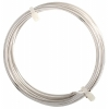 German Style Wire Round Silver Plated 16ga 2.2m(7.2ft)